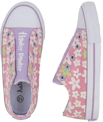 dffaca1cc8d7 Hatley Fresh Flowers Sneakers