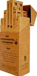 Environmental Toothbrush, 12 packs, my little green shop, vancouver, bc, canada, online store, baby store, baby, oral care, soft bristles, medium bristles, soft, medium, natural, bamboo toothbrush, eco-friendly, sustainable, kids store, downtown vancouver