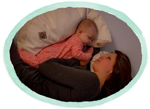 Blessed Nest Nesting Pillow Nesting Pillow Nursing