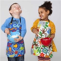 Mimi The Sardine Kid S Aprons Kids Aprons Art Smocks