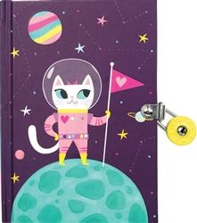 Mudpuppy Diaries/Journals, my little green shop, vancouver, BC, Canada, downtown vancouver, robots, space cat, super hero, constellation, kids store, online store, kids, secrets, fun, diary, gift, locked diary, diary, mudpuppy, yaletown, West End,