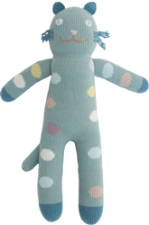 hand-made, hand-knit, blabla, bla bla, blabla dolls, 100% cotton, fair trade, natural cotton, modern, baby gift, baby, kids, eco-friendly, fun, brightly coloured, dolls, toys, my little green shop, downtown vancouver, vancouver, bc, canada, safe, soft