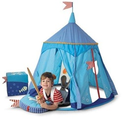 Haba Play Tent Pirate's Treasure, toy store, kid store, gift,  toddler, imaginative, fun, eco-friendly, eco-friendly, vancouver, bc, downtown vancouver, online, kids online store, safe, haba, HABA, non-toxic, play tent. role play, kids, boys, girls, child