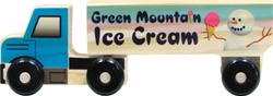 Maple Landmark Semi Trucks, wooden toys, my little green shop, vancouver, bc, canada, safe, gift, boy, classic, colourful, kids store, online store, non-toxic, downtown Vancouver, Maple Landmark, wooden trucks, made in USA, online, high quality, durable,