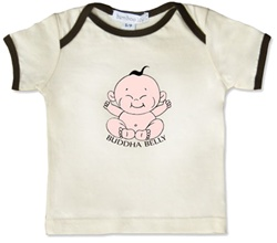 Bamboo Lily Buddha Belly Tee