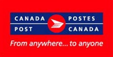 Canada Post Shipping within Metro Vancouver