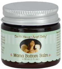 Earth Mama Angel Baby Mama Bottom Balm,my little green shop, vancouver, bc,canada,organic,online,100% certified organic, downtown vancouver, Prenatal and postpartum hemorrhoids, postpartum vaginal swelling and bruising, perineal tears, episiotomies