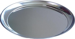ONYX Small Plate, 14 cm, my little green shop, vancouver, eco-friendly, environmental. online, 18/10 grade stainless steel, stainless steel plate, bc, canada, safe, non-toxic, online store, downtown vancouver, kitchen store, dinner plate, serving platter