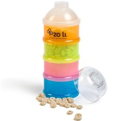 Zo Li On-the-Go Snack Container, online, shop, vancouver, bc, canada, zoli, safe, convenient, my little green shop, bpa free, pthalate free, lunch, snacktime, mealtime, baby, cutlery, food-safe, downtown vancouver, modern, fun, online store, kids store