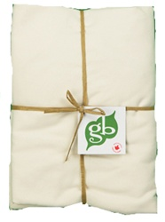 Green Bean Baby Organic Fitted Crib Sheet