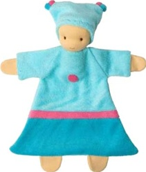 Peppa Bonding Polly Dolls, natural doll, toy store, kid store, toy, girl, boy, gift, toddler, baby, dolls, doll, fun, eco-friendly toy, vancouver, bc, downtown vancouver, Le Van Toy, online store, kids online, wool stuffing, natural cotton, fair trade