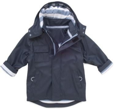 f9470c6bd Hatley Blue Youth Rain Jacket
