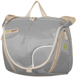 Ecogear Fjord Messenger/Laptop Bags, my little green shop, vancouver, online kids store, kids store, eco-friendly, downtown vancouver, BC, canada, messenger bag, safe, eco-friendly, non-toxic, PVC free, lead free, kids, backpacks, laptop bags, school bags