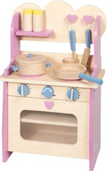 Goki Kitchen, Goki, my little green shop, vancouver, bc, canada, safe, gift, wooden toys, kids store, online store, non-toxic, wooden kitchen, play, play kitchen, toddlers,downtown Vancouver, online, eco-friendly, heirlook toys, durable, wooden, stove,