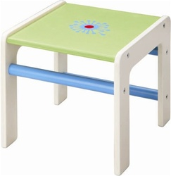 HABA Flower Burst Doll Table, my little green shop, vancouver, bc, canada, safe, gift, boy, girl, toy beads, kids store, online store, non-toxic, wooden chair, doll chair, play chair, HABA, safe, doll furniture, childrens, toddlers, Germany. flower burst
