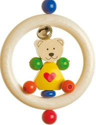 Heimess Rattles, toy store, kid store, gift, baby shower, baby store, fun, eco-friendly, toy, vancouver, bc, downtown vancouver, online, kids online store, safe, rattle, baby rattle, rattles, Heimess, wooden, infant, baby, online, online store, bear, toy