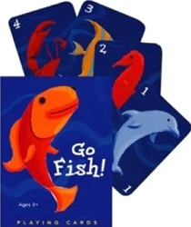 Eeboo Colour Go Fish Playing Cards, Vancouver, my little green shop, BC, Canada, downtown vancovuer, learning, fun, playing cards, kids store, online store, baby store, downtown toy store, educational, go fish,  cards, eeboo, game cards, cards,