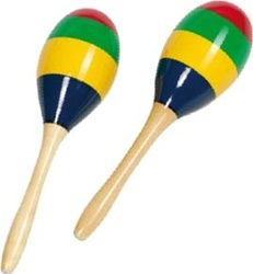 Goki Maracas, kid store, gift,  toddler, imaginative, fun, eco-friendly, sustainable, vancouver, bc, downtown vancouver, online, kids online store, safe, Goki, toddlers, hape, music toy, baby, rhythm, rattle, music, music instrument, maracas, shake toy