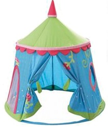 Haba Caro-Lini Play Tent, toy store, kid store, gift,  toddler, imaginative, fun, eco-friendly, eco-friendly, vancouver, bc, downtown vancouver, online, kids online store, safe, haba, HABA, non-toxic, play tent. role play, kids room, boys, girls, children