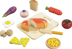 Hape Chef's Choice, toy store, kid store, gift,  toddler, imaginative, fun, eco-friendly, sustainable, eco-friendly, vancouver, bc, downtown vancouver, online, kids online store, safe, wood toys, Educo, preschoolers, play food, canada, toy food, toy, wood