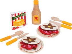 Hape, Hape Pancakes Set, toy store, kid store,  toddler, my little green shop, fun, eco-friendly, sustainable, vancouver, bc, downtown vancouver, online, online store, safe, educational, preschoolers, play pancake set, role play, baking set, Hape toys