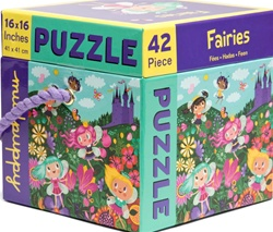 Mudpuppy 42 pc Puzzles, Vancouver, my little green shop, non-toxic, BC, Canada, downtown vancouver, puzzle, 3 years +, kids store, online store, children's store, downtown toy store, kids store, eco-friendly, mudpuppy, kids, safe, storage box, toddler