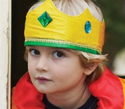 Sarah's Silks Crowns, my little green shop, vancouver, bc, canada, safe, play crowns, colourful, kids store, online store, non-toxic, Sarah's Silks, downtown Vancouver, toy store, role play, toy crowns, silk crowns, eco-friendly
