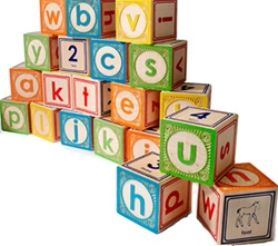 Uncle Goose Classic Lowercase ABC 28-Piece Block Set, stacking blocks, my little green shop, vancouver, bc, canada, safe, gift, boy, girl, building blocks, classic blocks, lowercase letters, kids store, online store, non-toxic, wooden Blocks, Uncle Goose