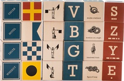 Uncle Goose Nautical Blocks, stacking blocks, my little green shop, vancouver, bc, canada, gift, boy, girl, building blocks, classic, nautical theme, colourful, kids store, online store, non-toxic, non-toxic finish blocks, wooden blocks,toddler,decor